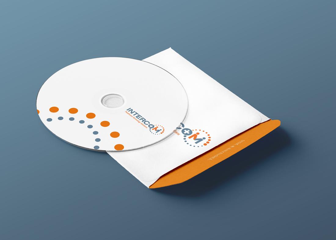 corporate CD design