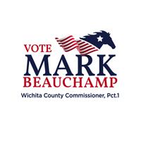 Vote Mark Beauchamp Logo Design