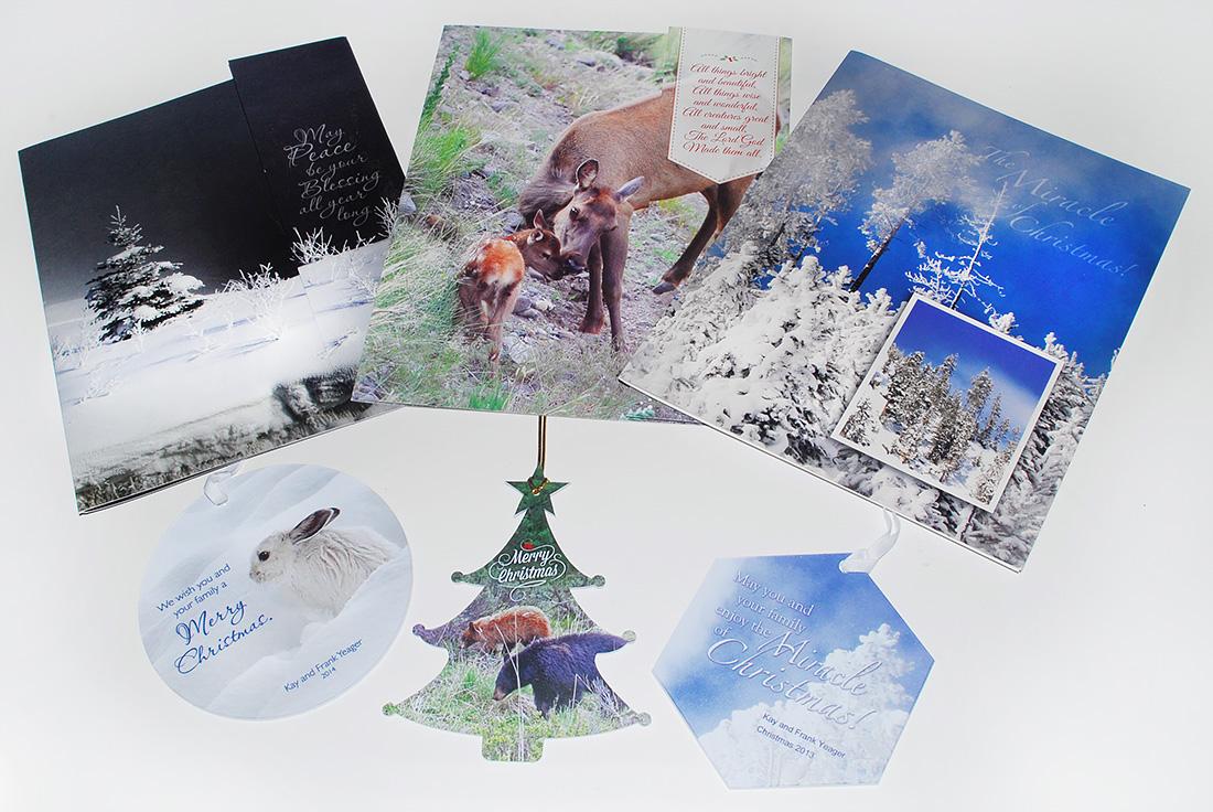 Christmas Folder Design