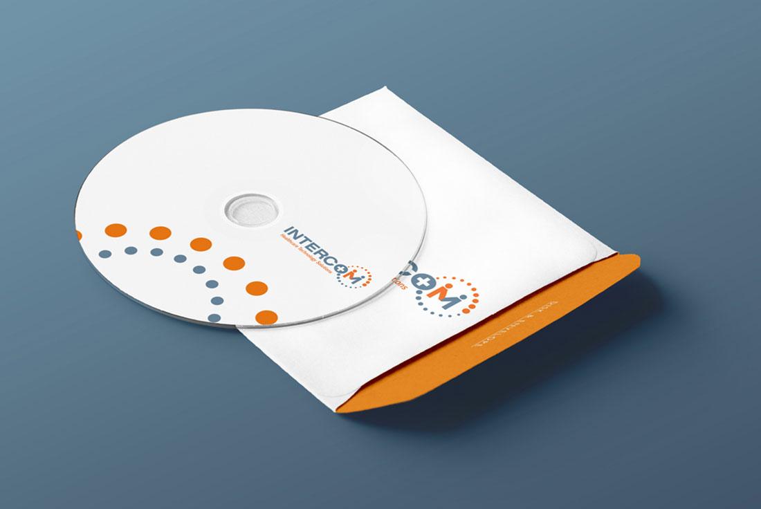 intercom brand design