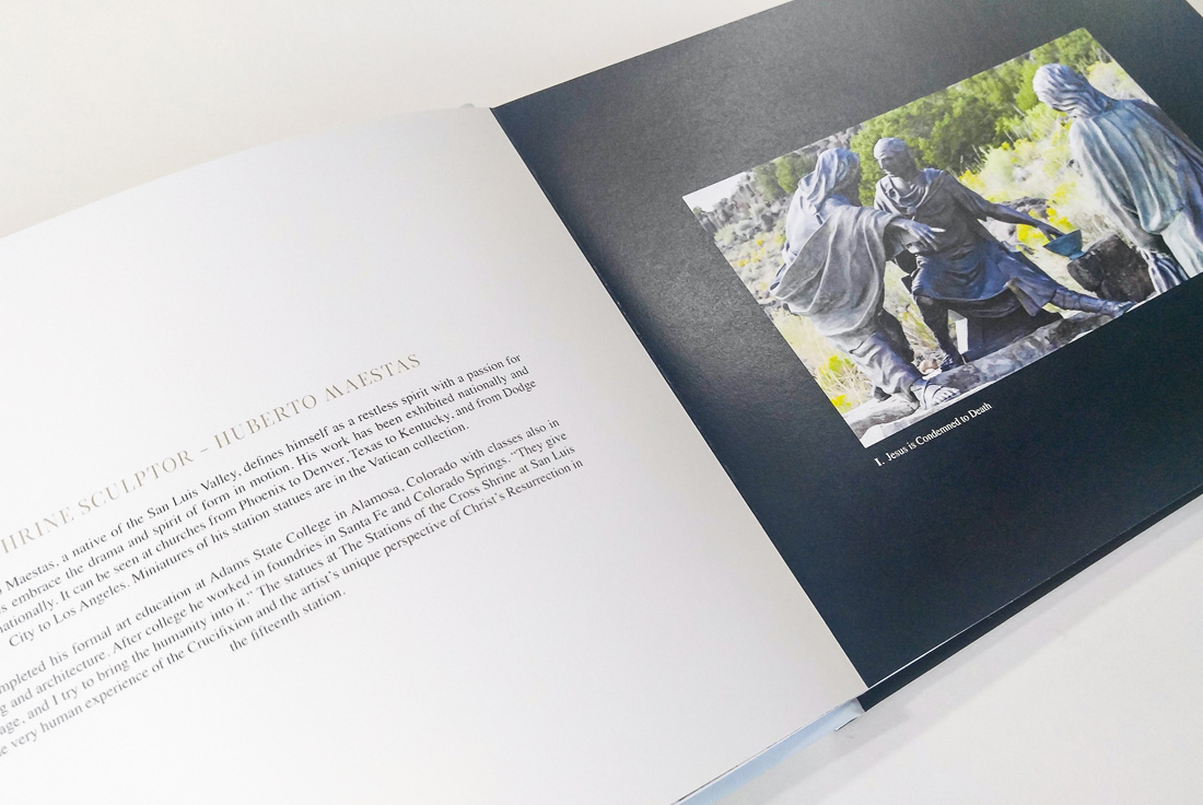 Colorado Photography Book Design