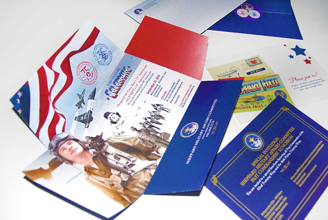 SMAC Invitation Direct Mail Design