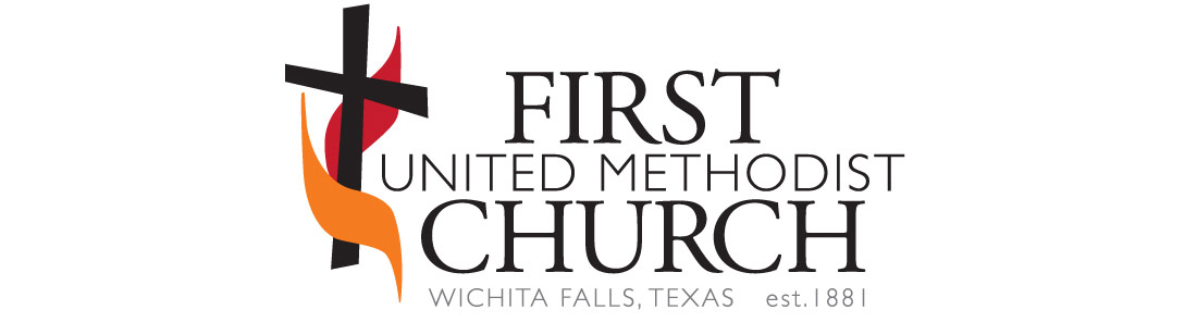 First United Methodist Church Logo Design