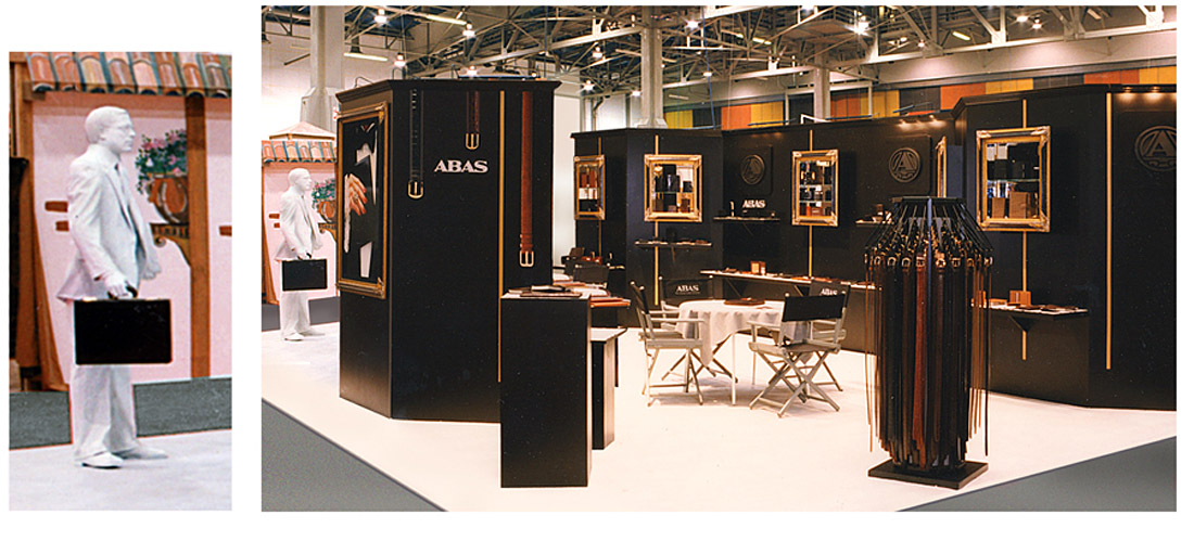 Abas Trade Show Display