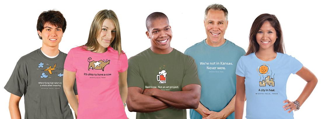 Wichita Falls T-shirts