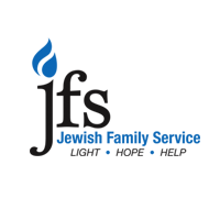 Jewish Family Services Logo Design