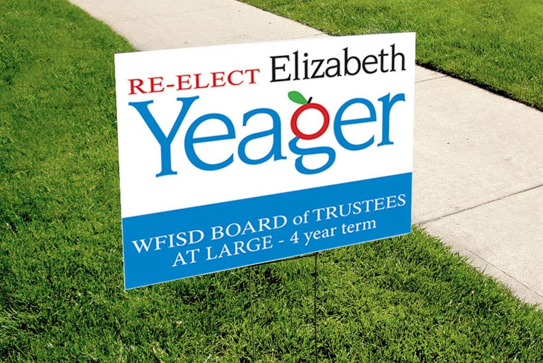 WFISD Board Campaign